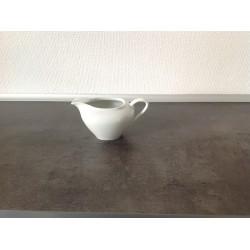 Flødekande i porcelæn