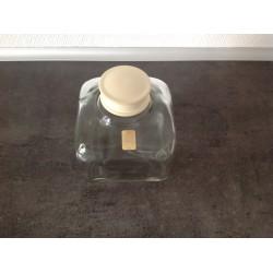 Holmegaard krydderiglas (Købmands glas)