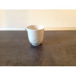 Flødekande i porcelæn fra Rørstrand