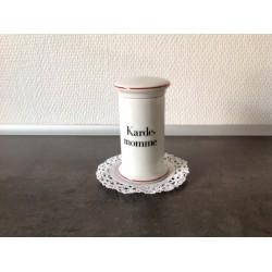 """Krydderiglas Bing & Grøndahl """"Kardemomme"""""""