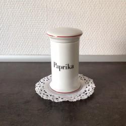 "Krydderiglas Bing & Grøndahl ""Paprika"""