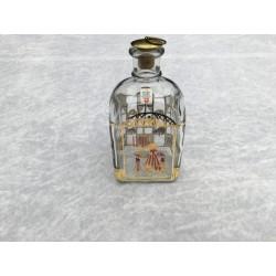 Juleflaske/snapsflaske 1989 fra Holmegaard