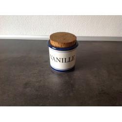 "Knabstrup krydderikrukke ""Vanille"""