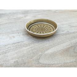 Relief Kronjyden lille skål