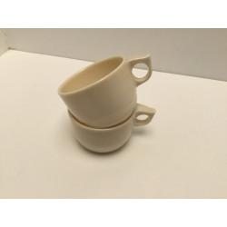 Lys Rosti kaffekop Mepal Service 150 Denmark